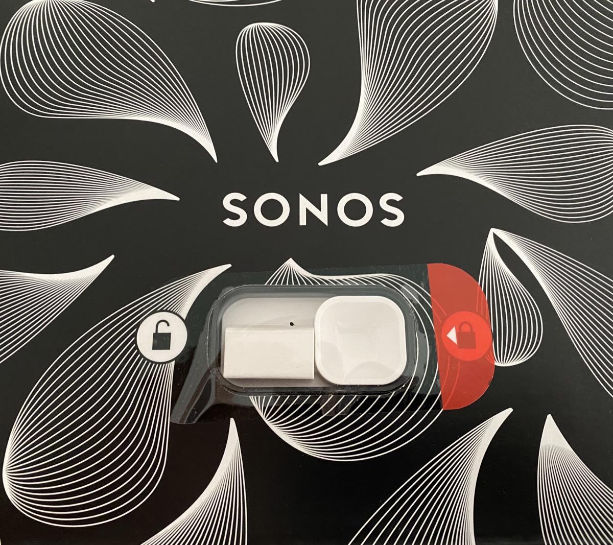 Sonos Arc seguro caja