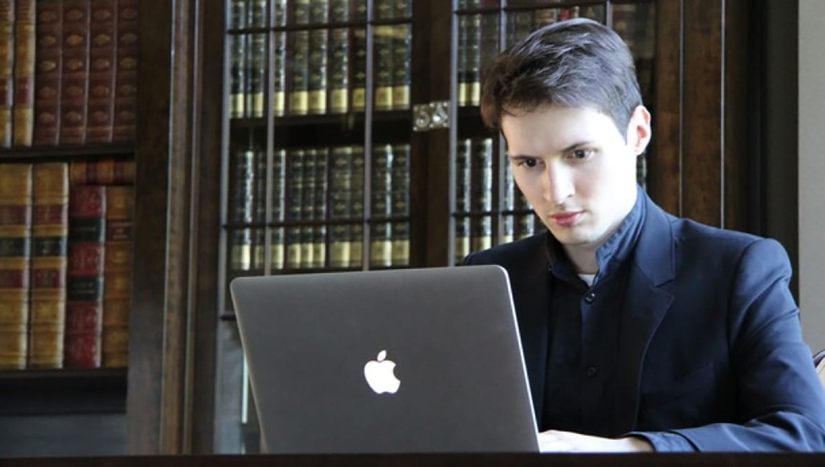 Pavel Durov CEO de Apple