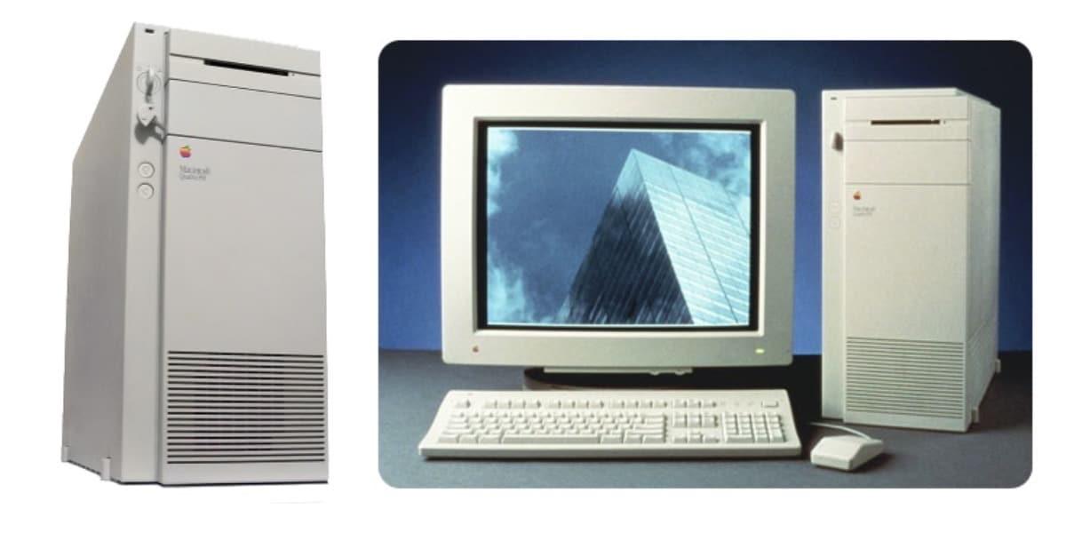 Hacen funcionar Mac OS 8 en un Quadra 900