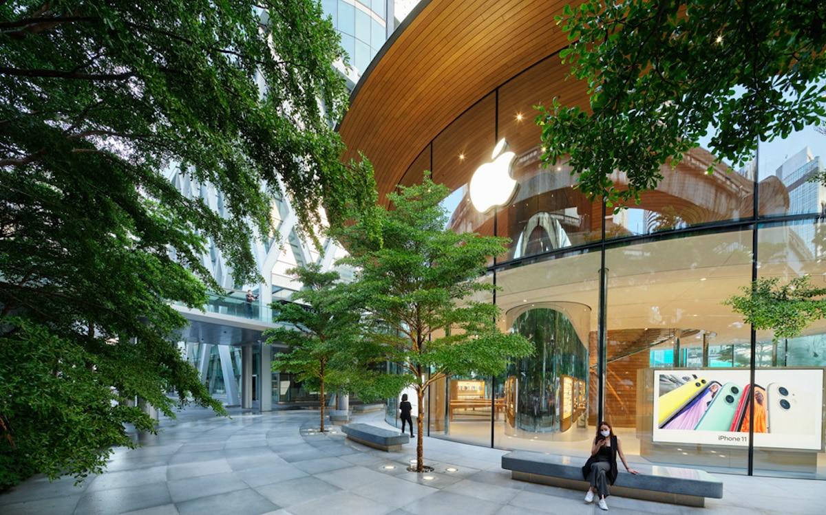 Apple Store Bankok