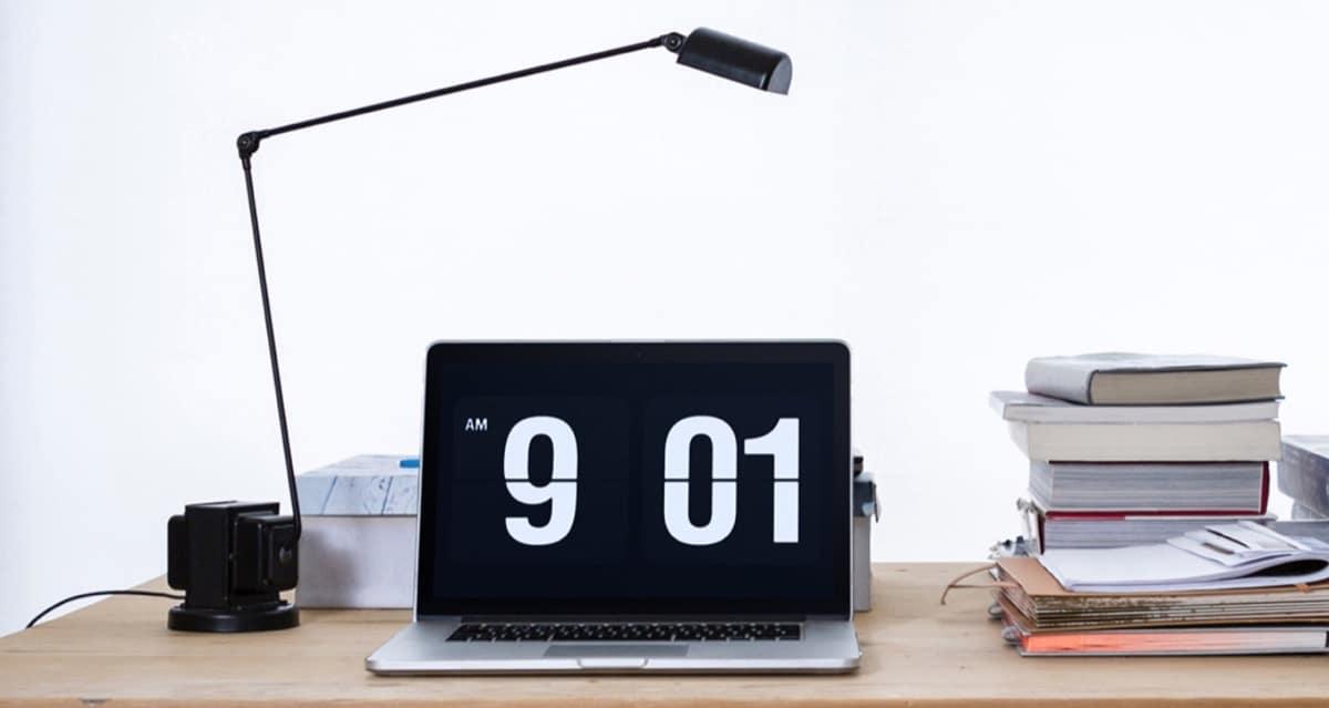 Fliqlo, un reloj salvapantallas para tu Mac