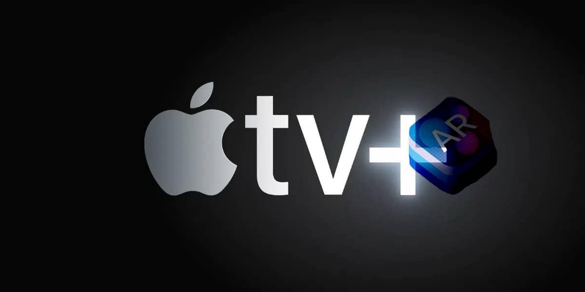Apple TV+ con realidad aumentada