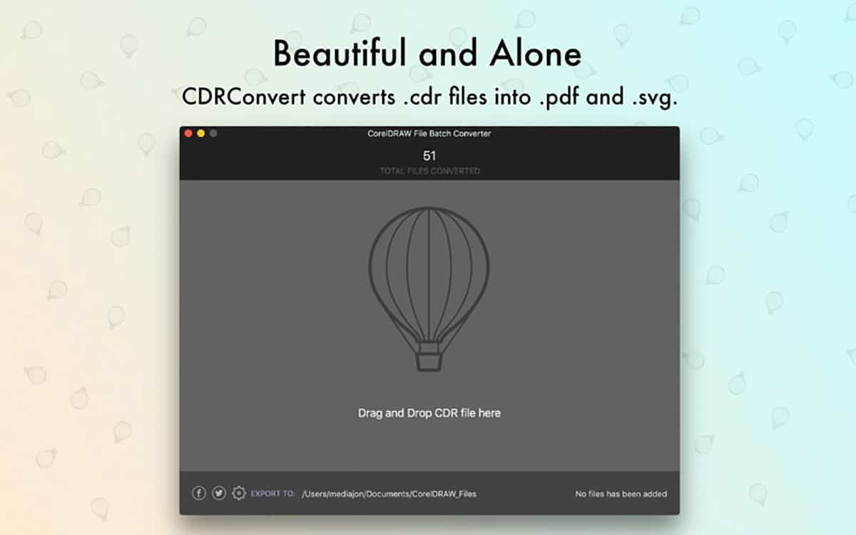 CDRConverter