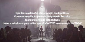 Epic contra Apple