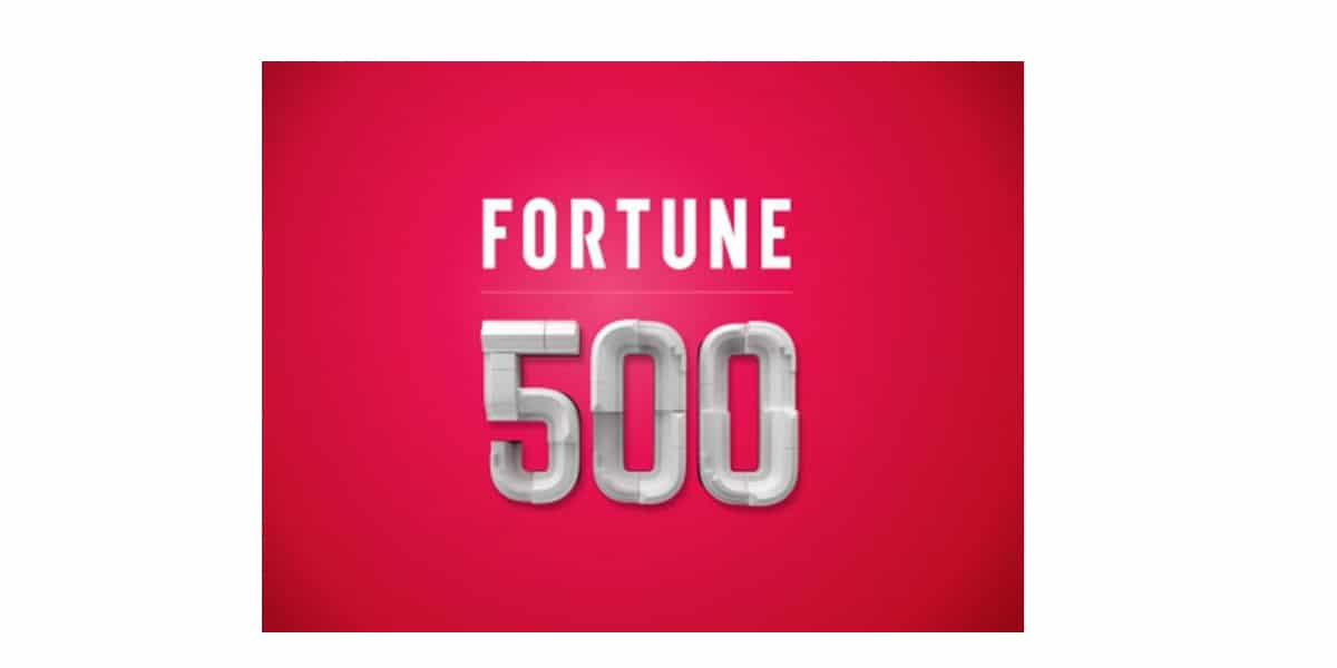 Apple en Fortune 500 2020