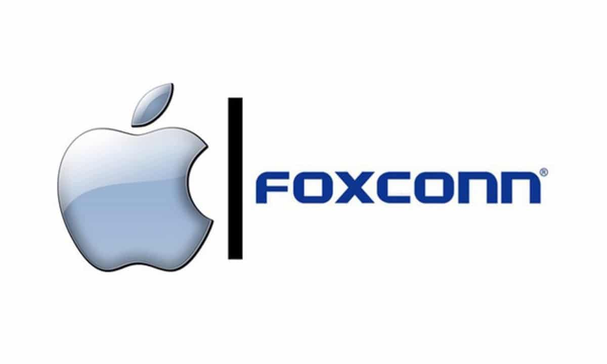 Apple se beneficiará del movimiento empresarial de Foxconn