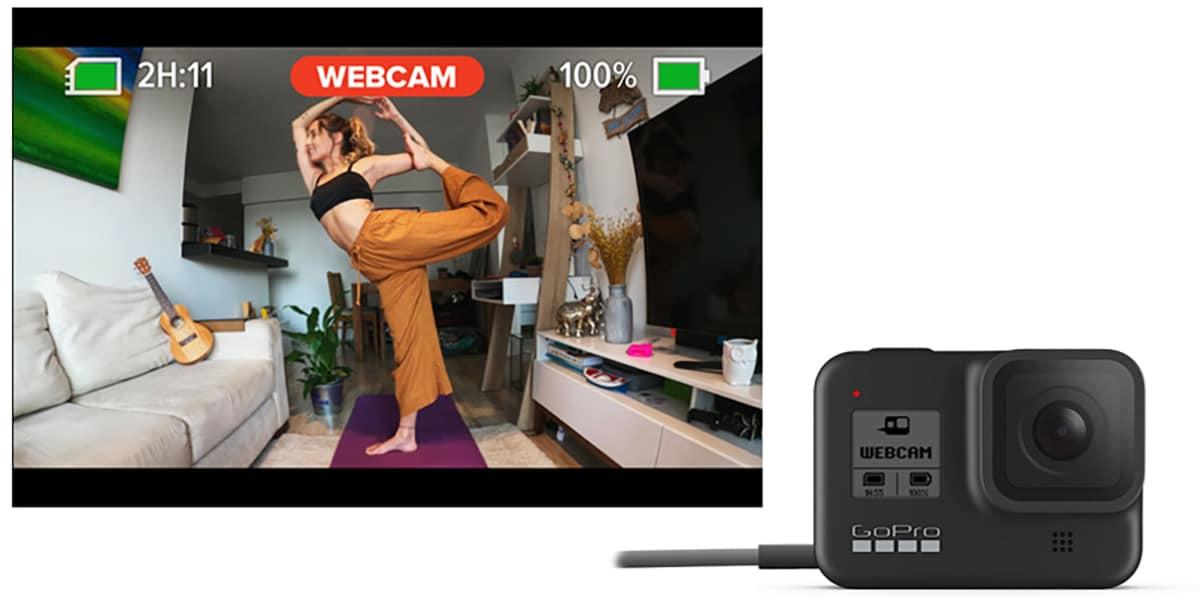 Camara Web Go Pro en Mac