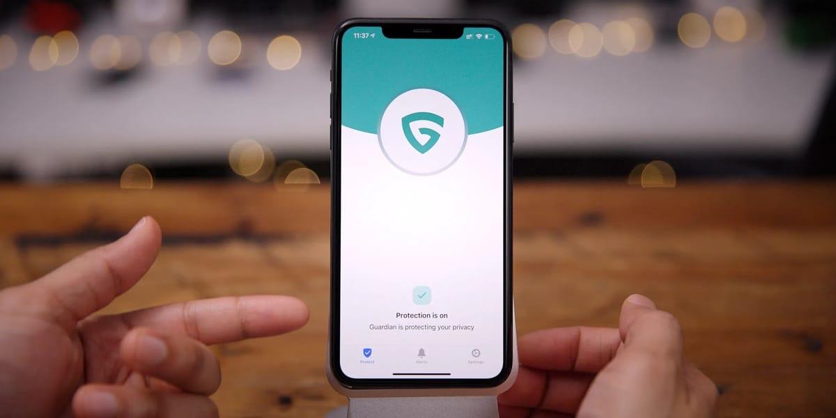 Los desarrolladores de Guardian VPN consiguen burlas normas de la App Store de forma legal