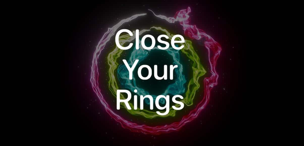 Reto interno dela compañía para bloquear los anillos de actividad