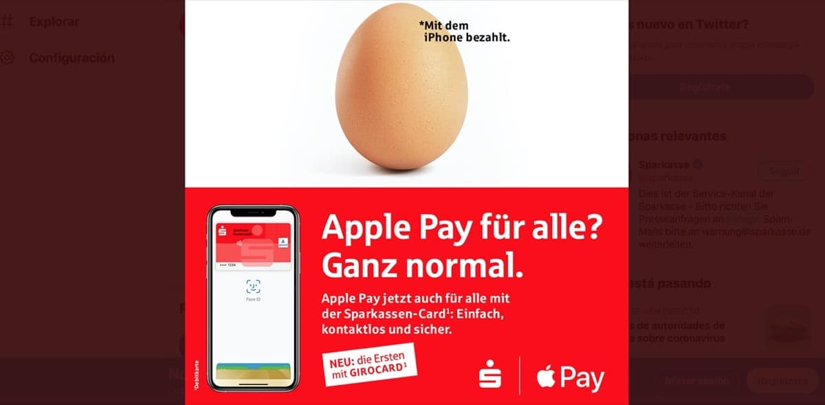Apple Pay alemania