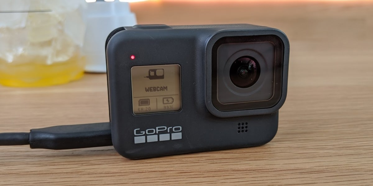 GoPro como Webcam en Mac
