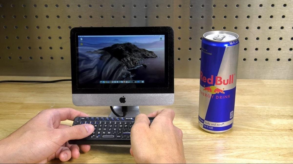 El iMac más pequeño del mundo tiene truco