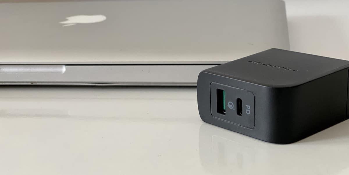 Rampow USB C y USB A