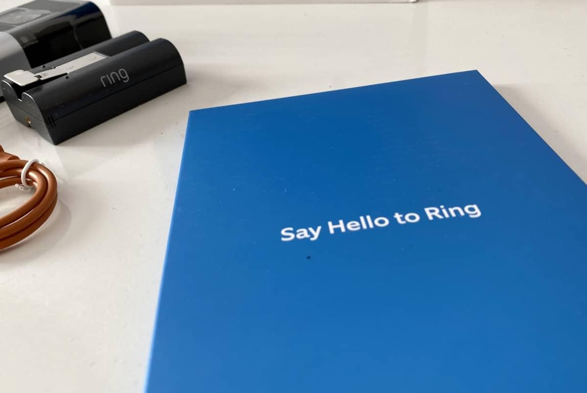 Manual Ring Video Doorbell