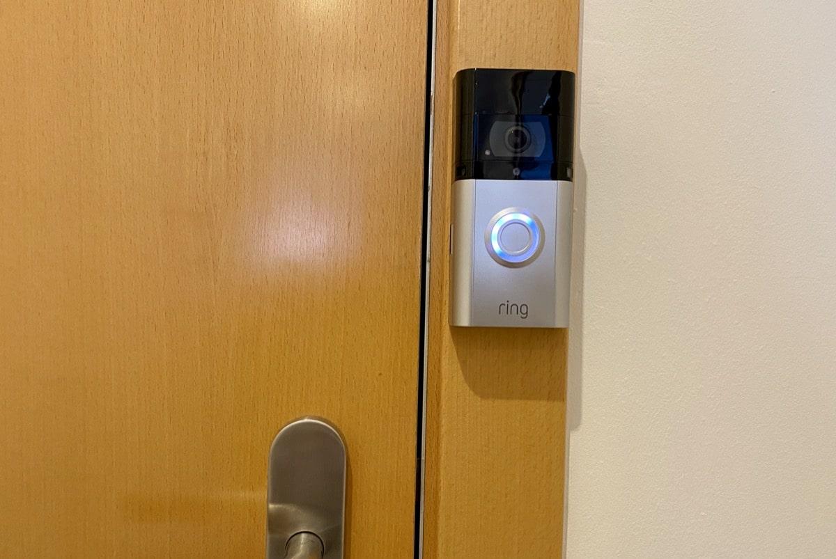 Ring Video Doorbell puerta