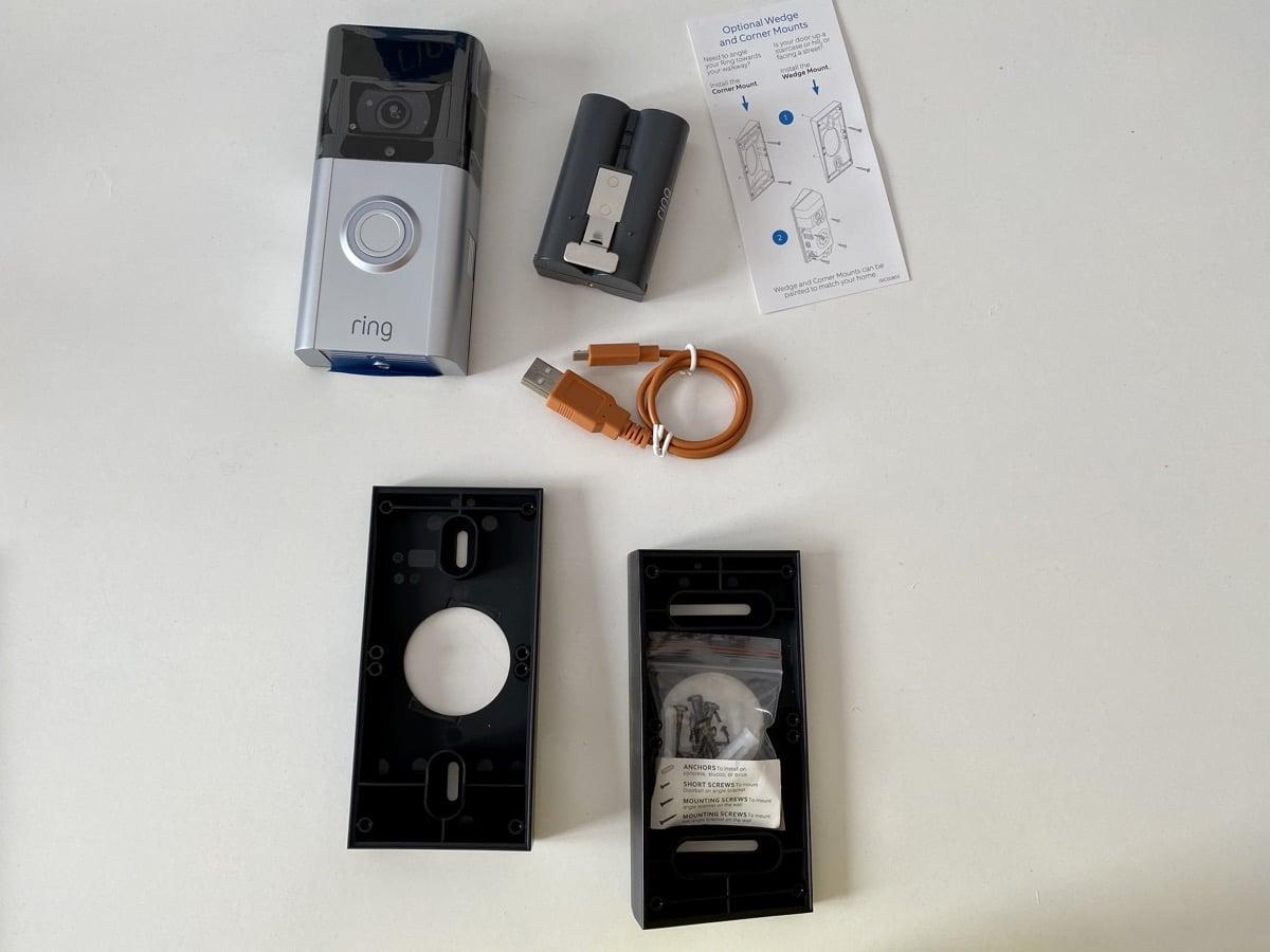 Ring Video Doorbell accesorios