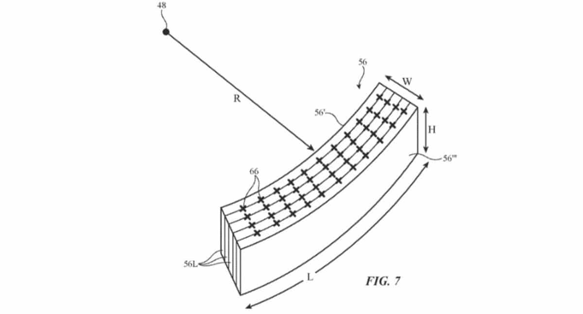 Sensor patente