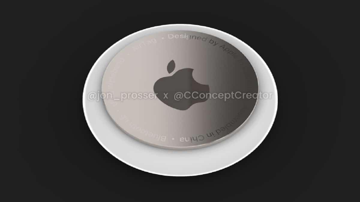 Las Apple AirTag vistas por Jon Prosser