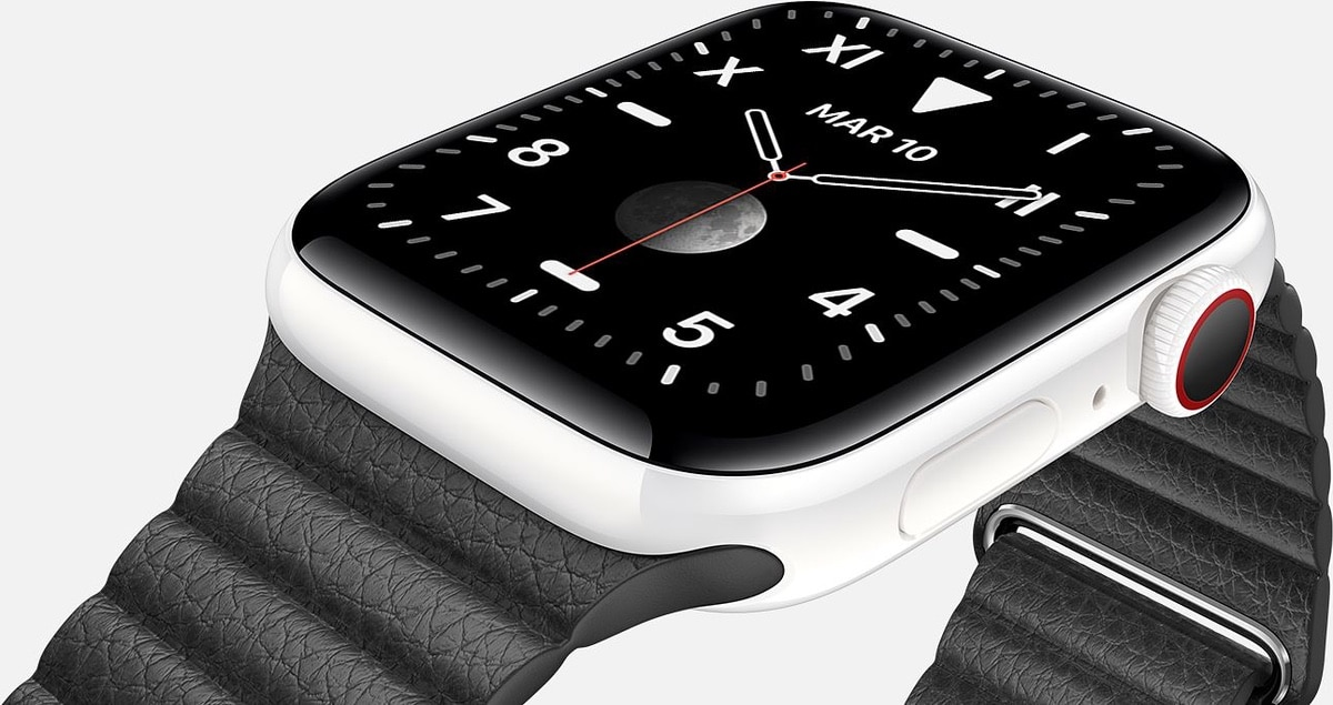 Apple Watch ceramics