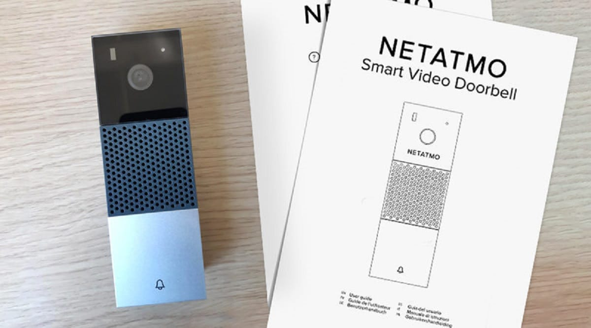 El video portero compatible con HomeKit de Netatmo llegará a Europa