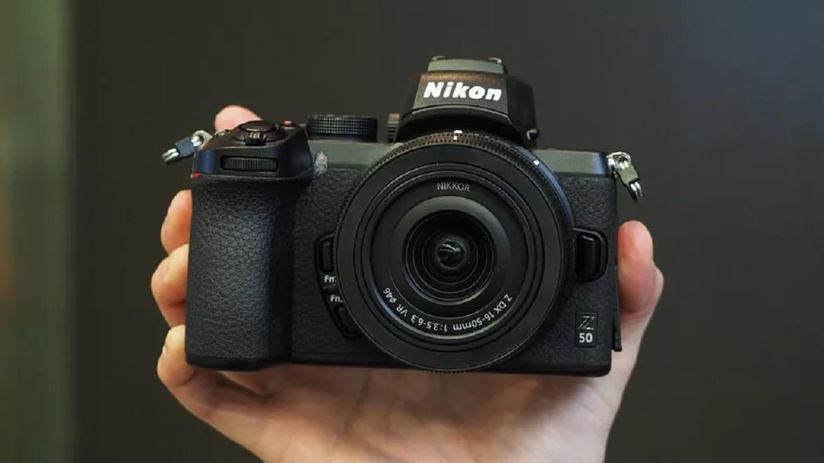 Usa tu Nikon como Webcam
