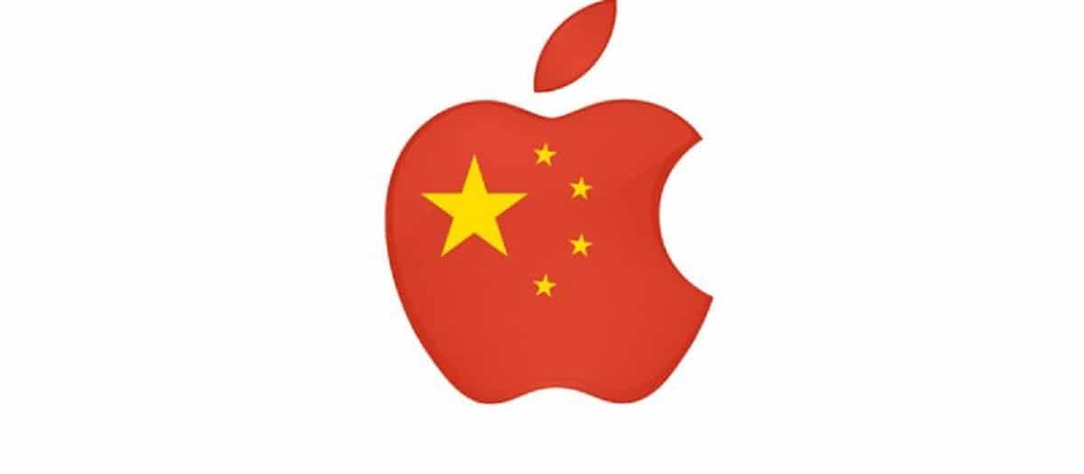 Apple retira nuevas aplicaciones en el mercado chino