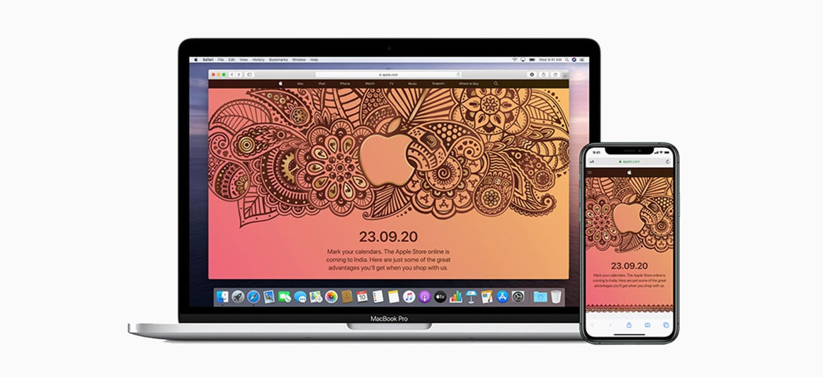 Apple Store online India