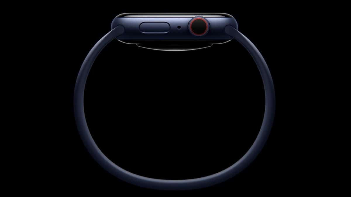 Corea solo Loop de Apple Watch serie 6