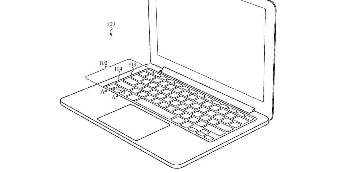 patente teclado