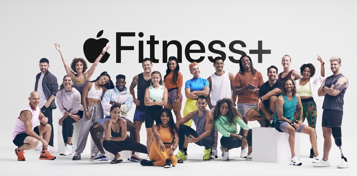 Fitness+ equipo