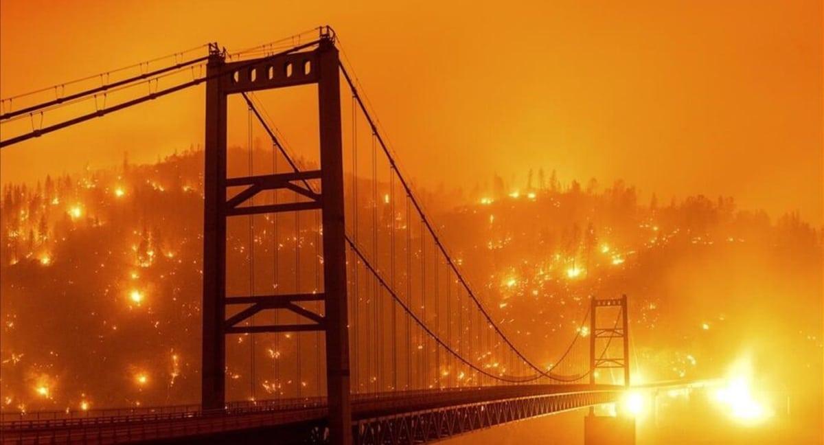 Apple donará plata para paliar los incendios de la costa oeste