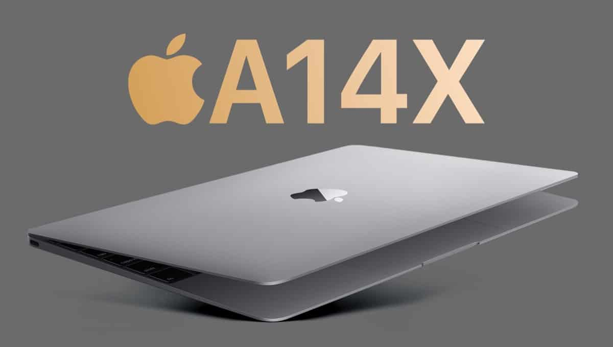 MacBook A14X