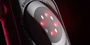 sensor trasero Apple Watch 6
