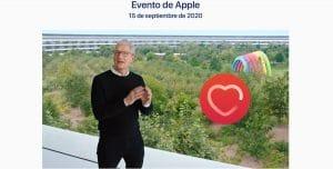 Tim Cook Evento Apple Sept 15
