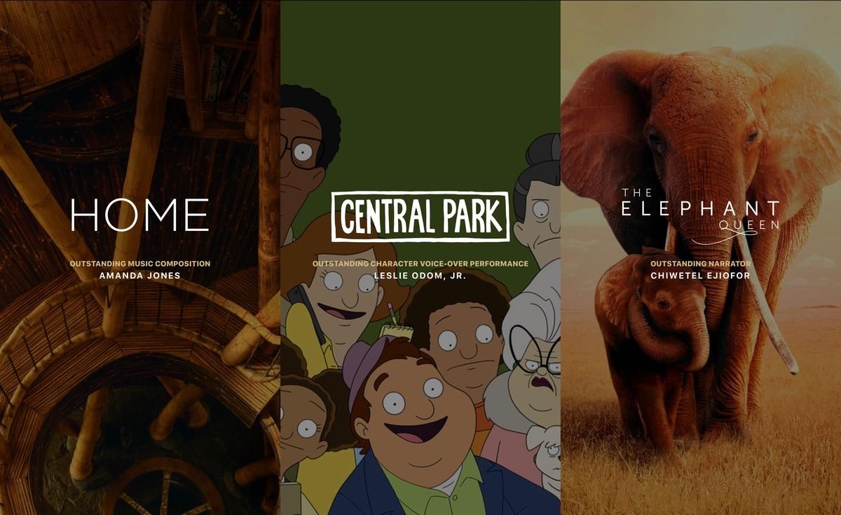 Tres delas series de Apple TV+ que optan a ganar algún premio Emmy