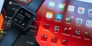 iPad Apple Watch
