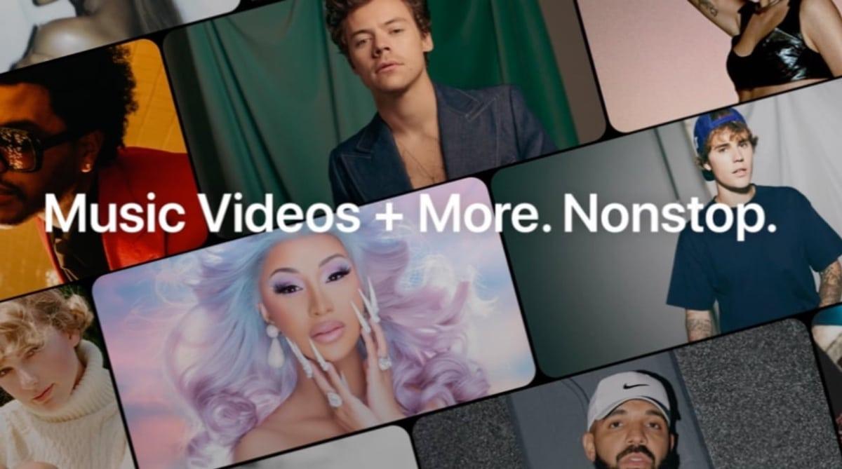 Lanzamiento de Apple Music TV