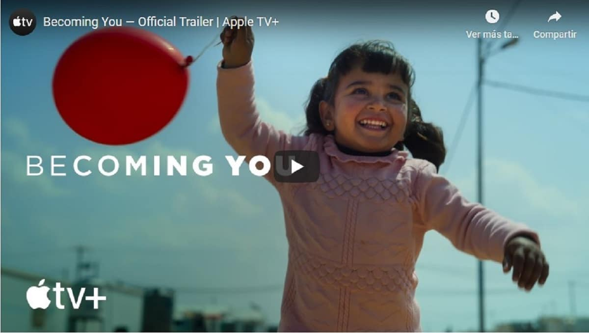 Trailer de la serie Becoming You