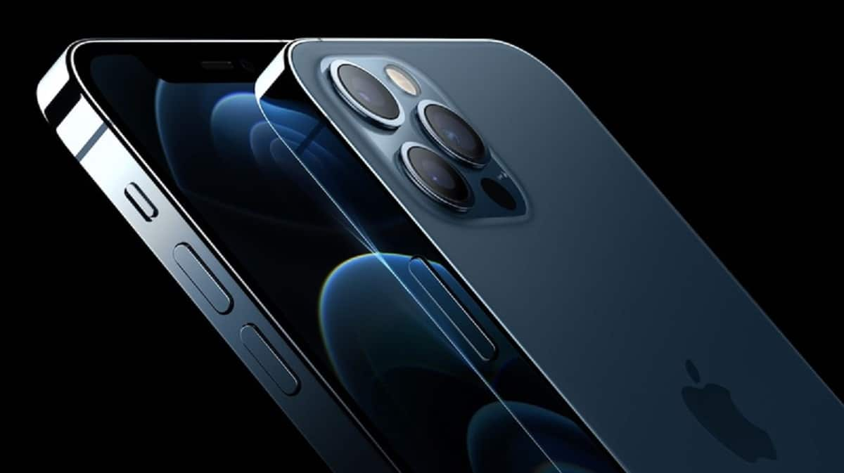 camara iPhone 12 pro
