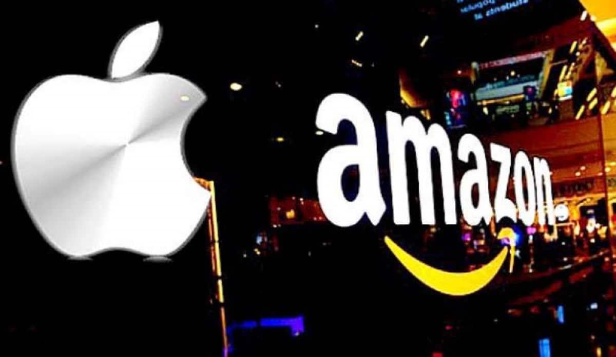 Amazon y Apple investigadas