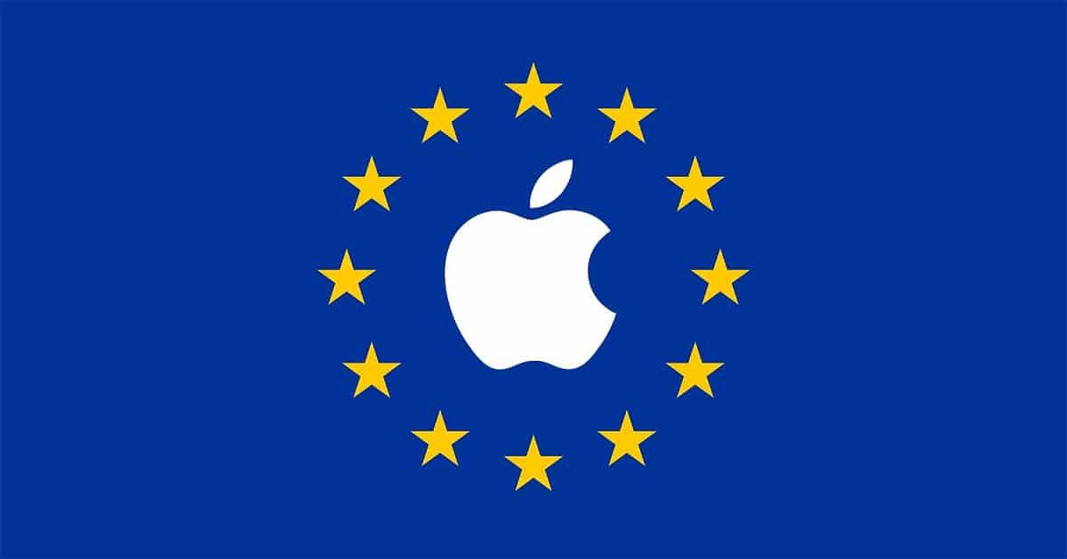 Europa quiere legislar contra el supuesto monopolio de Apple