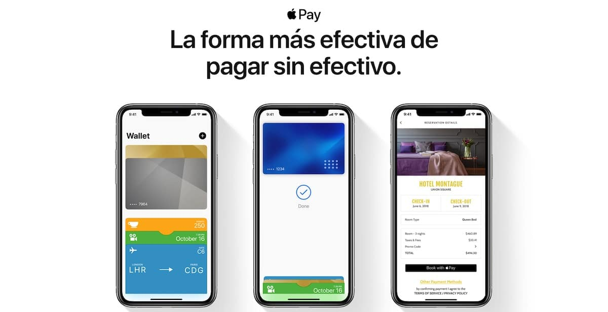 Apple Pay en México