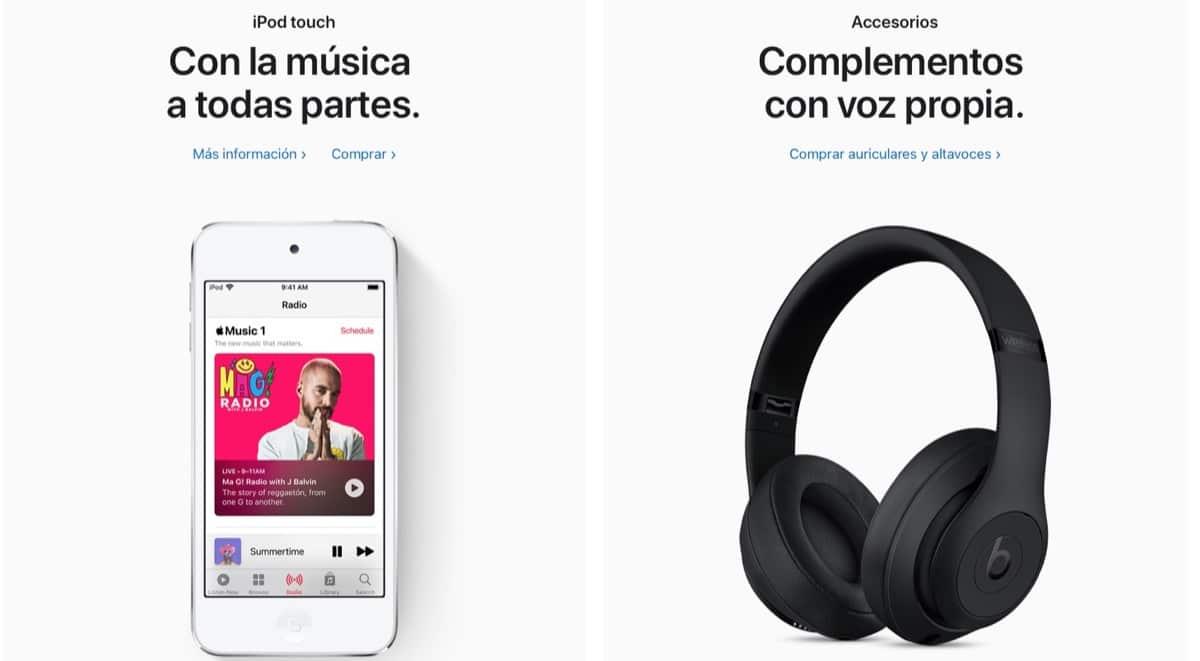 Beats Web de Apple