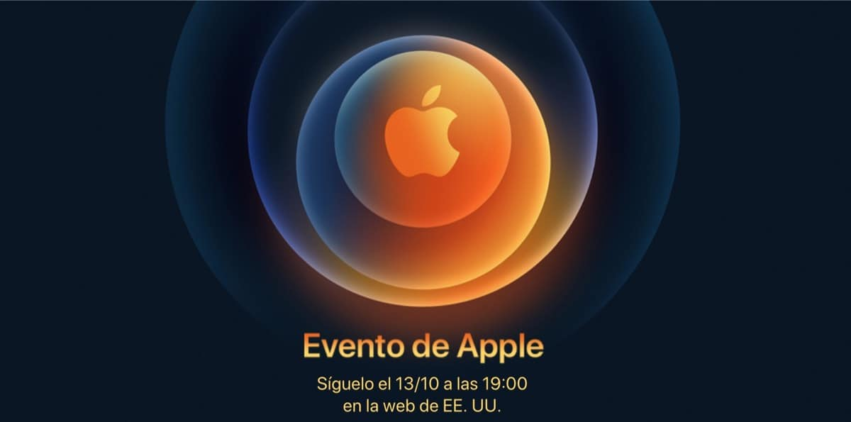 Evento iPhone 12