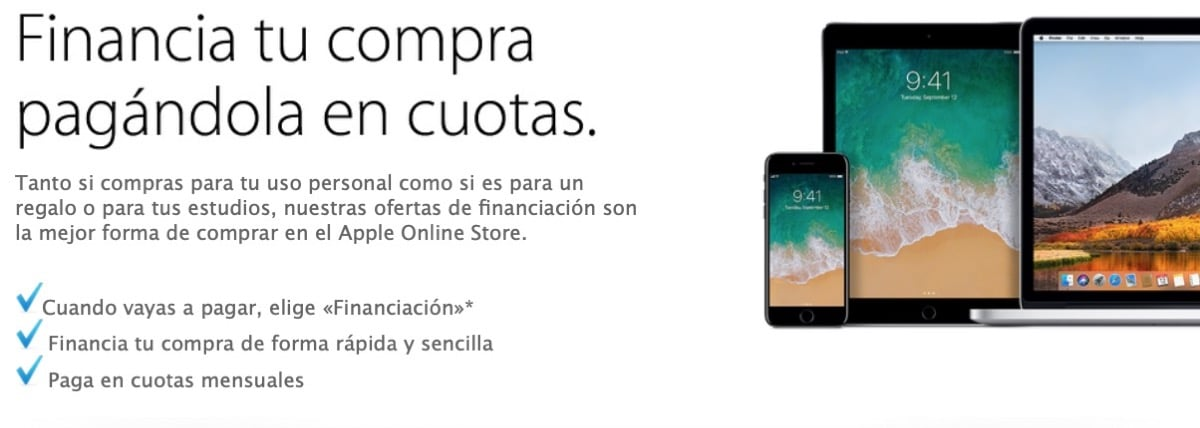 Financiación Apple