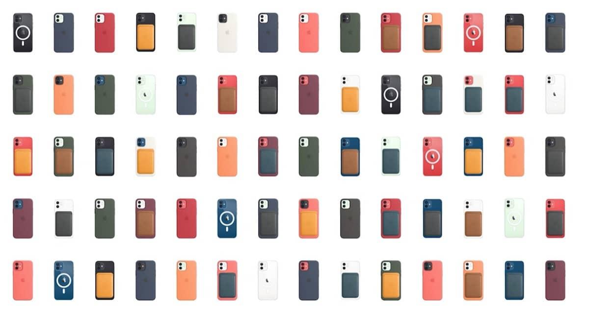 Accesorios MagSafe iPhone 12