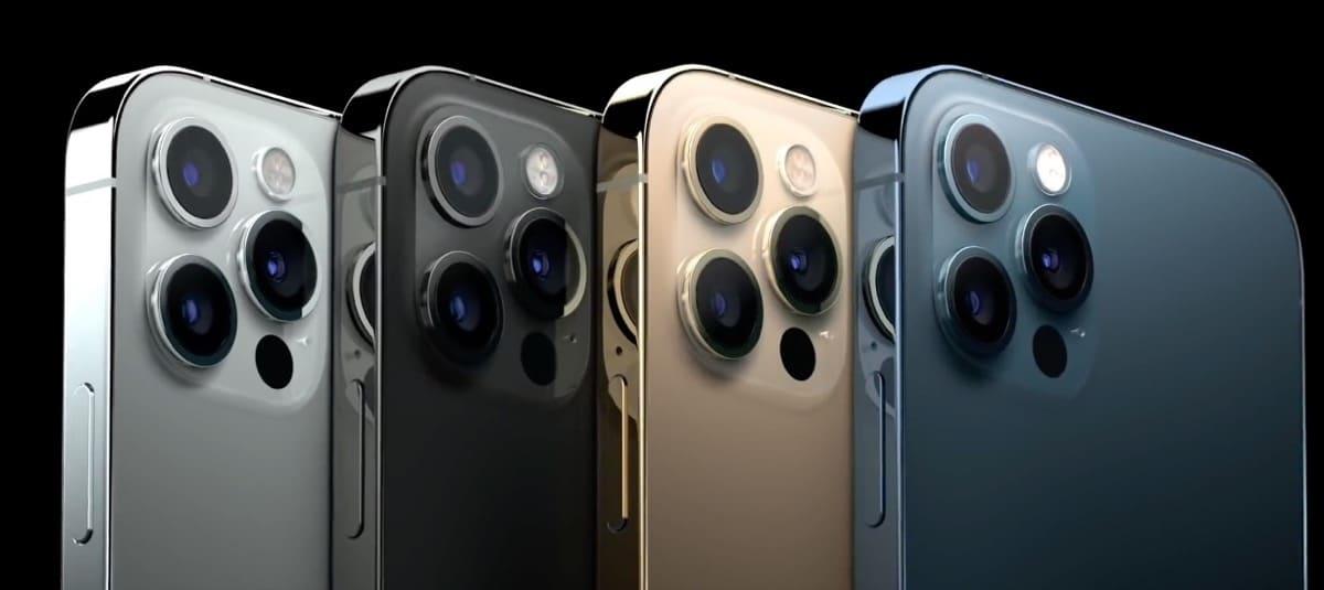 Trasera iPhone 12 Pro