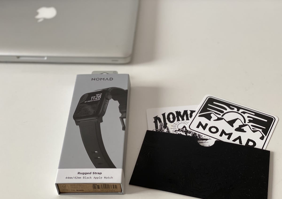 Caja Nomad Rugged Strap