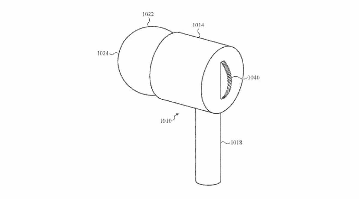 Patente sobre os AirPods