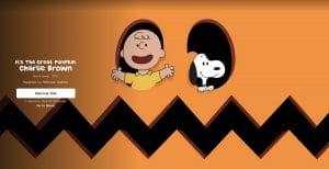 Peanuts en Apple TV+